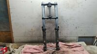 1999 Honda CBR F4 CBRf4 F4  Left & Right Forks with Triple Tree & Axle
