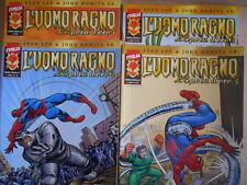 Collezione L'UOMO RAGNO EPOCA D'ORO 1-4 completa Marvel Special  [G439]