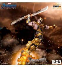 Avengers Endgame Thanos Dlx 1/10 Statue édition limitée Version deluxe