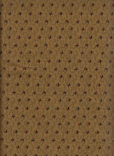 JUDIE ROTHERMEL CIVIL WAR REPRODUCTION FABRIC 1/2 YARD - ( J-85 ) FRENCH MUSTARD