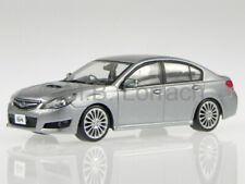 Subaru B4 2010 silver diecast model car JC233 J-Collection 1/43