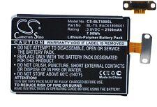 Batterie 2100mAh type BL-T5 EAC61898601 Pour LG Nexus 4