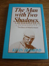 THE MAN WITH TWO SHADOWS, ASCARI MOTOR RACING BOOK - POST FREE, UK