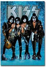 New listing Kiss Band Refrigerator Magnet Tool Box Locker Christmas Gag Gift Man Cave