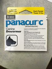 Panacur C (fenbendazole)-Canine Dewormer