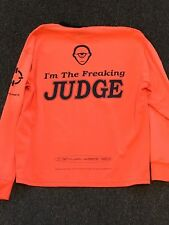 "SMART PARTS RASE - "" I'M THE FREAKING JUDGE"" - REFFING JERSEY"
