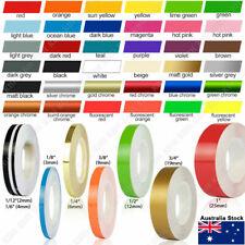 Roll Vinyl Pinstriping Pin Stripe DIY Self Adhesive Line Car Tape Decal Stickers