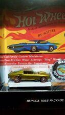 Hot Wheels RLC Redline Club Original 16 Custom 1968 Replica Mustang 1926/03000