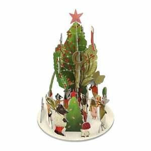 Roger la Borde Pop & Slot Christmas Procession Advent Calendar