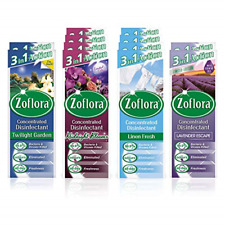 Zoflora Multi-Purpose Concentrated Antibacterial Disinfectant, Multi Surface 12