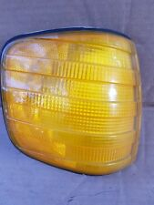 MERCEDES w126 RIGHT FRONT TURN LIGHT SIGNAL LAMP OEM SEC 380SE 500SEL 560SEL 5