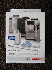 BOSCH Pflegeset TCZ 8004 ** Brita Filter Reinigungs- & Entkalkungstabletten Vero