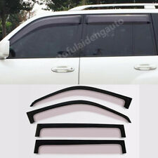 For Lexus LX470 1998-07 Sun Deflectors Side Window Rain Visors Vent Shade Visor