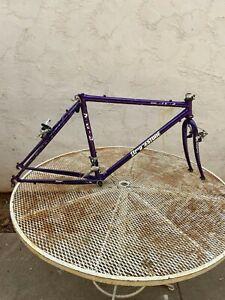 "VTG Bridgestone M B 2 Ritchey Logic Super Tubing Mountain Bike Frame Set 18.5"""