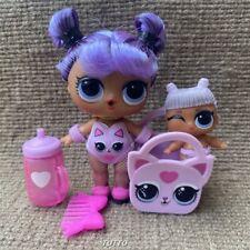 LOL Surprise Doll #Hairgolas DARING DIVA BABY & LIL Diva Sis Set Girl Toys