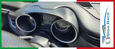 adesivi auto alfa romeo giulietta cornice odometro sticker decal carbon look