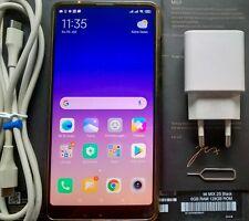 Xiaomi Mi Mix 2S Dual-SIM - 6GB/128GB - Schwarz (Ohne Simlock) ! Neuwertig !