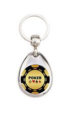 Jeux - Poker 1 - Porte-clés