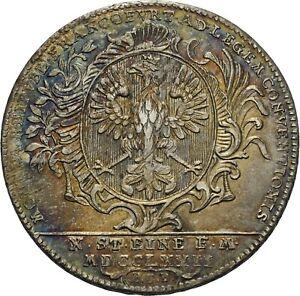 German States, Frankfurt Stadt, Thaler 1772 PCB (Konventionstaler)