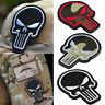 Punisher Schädel Moral Stickerei Patch Military Abzeichen Tactical Armband Hot