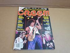 ROCK & ROLL HEAVY METAL MAGAZINE MUSIC CREEM DECEMBER 1984 RATT BILLY SQUIER PIL