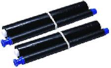 INCHIOSTRO nero per Panasonic kx-fc225 Fax Pellicola Inchiostro KX-FA52X