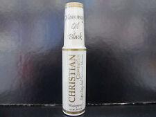 Christian Super Long Lash Treatment Waterproof Mascara Mammey Oil Black . 43 oz
