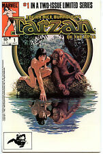 Lot of 2 TARZAN OF THE APES comics, Full run, limited series. VF(8).