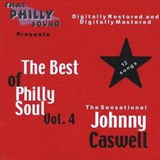 The  Best of Philly Soul, Vol. 4 by Johnny Caswell/Johnny Caswell (CD,...