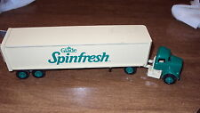 Glade Spinfresh Winross truck was made in 1983.