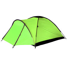 2 Person Double Layer Outdoor Waterproof Camping Hiking Tent with Porch Rain fly