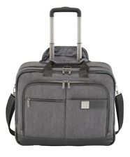 TITAN Power Pack Businesswheeler Trolley Aktentasche Mixed Grey Grau Schwarz Neu