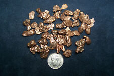 Keweenaw Natural Copper Mini-Nuggets (50+) Arts Crafts Jewelry