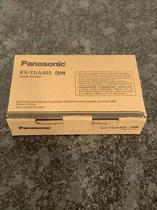 Panasonic KX-TGA405 Black Range Extender for Panasonic Cordless Phones NEW