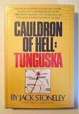 Cauldron of Hell: Tunguska by Jack Stoneley (1978, Hardcover)