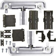 W10712395 Dishwasher Upper Rack Adjuster Metal Kit Compatible with kenmore K&A