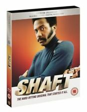SHAFT (1971) - Blu Ray & Dvd - UK Exclusive, Premium Collection..