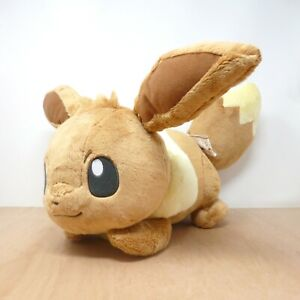 Official Pokemon Bandai 2019 - Eevee & Melodies Lottery Plush Soft Toy Japan 16""