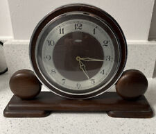 Vintage metamec wind up Clock