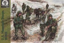 Waterloo 1815 1/72 WWII US Mountain Troops # AP031