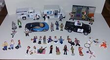 Homies & Micro Icons figures - diecast vehicles - diorama scene 1:32 scale