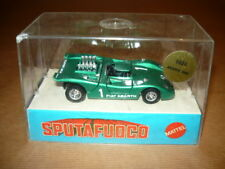 MATTEL SPUTAFUOCO 6602 ABARTH 3000 AUTOMODELLO MEBETOYS SCALA 1/43