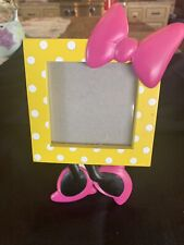 New listing Minnie Mouse Picture Frame