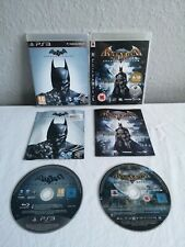 Batman Arkham Origins + asilo (Playstation 3 Juegos) PS3
