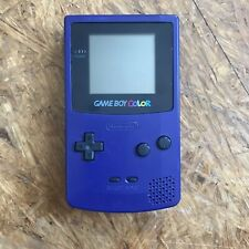 Nintendo Game Boy Color Handheld-Spielekonsole - Lila