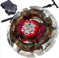 Dark Wolf DF145FS Metal Fusion 4D Beyblade STARTER SET w/ Launcher & Ripcord