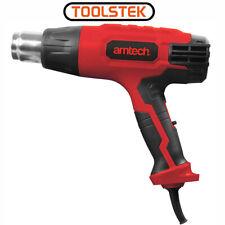 Amtech 2000W 2 Heat Settings Hot Air Gun Paint Wallpaper Stripper Heavy Duty