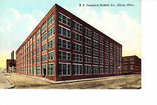 Akron, Ohio  B. F. Goodrich Rubber Company @ 1907-10  Superb Condition
