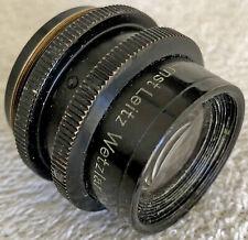 Leica Ernst Leitz Wetzlar 8cm f/4.5 Summar Micro Lens