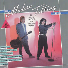 MODERN TALKING - CD - THE STORY